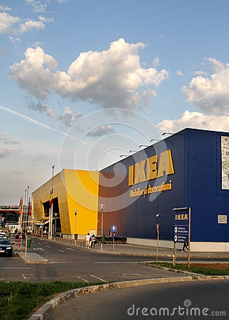 Ikea store Editorial Photography