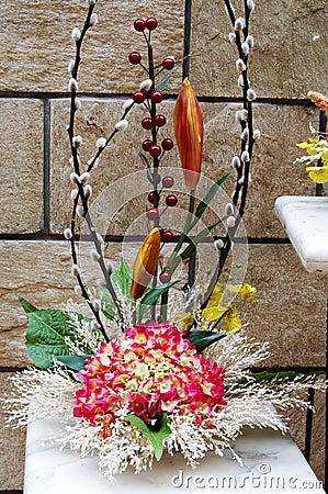 Free Ikebana Royalty Free Stock Photography - 4727767