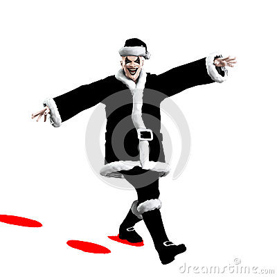 Il Babbo Natale diabolico