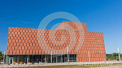 Il centro di informazione scientifica Fotografia Editoriale