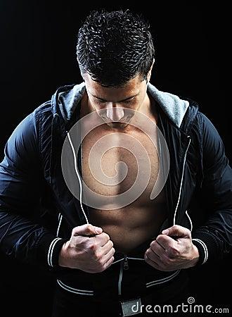 Il corpo maschio perfetto