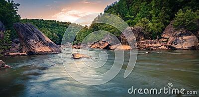 Il fiume Cumberland
