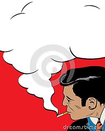 Il fumatore