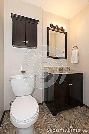 Bagno Marrone Scuro: Arredo bagno asia completo di lavabo in cristallo bz.