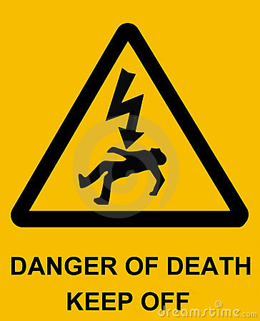 Il pericolo della morte