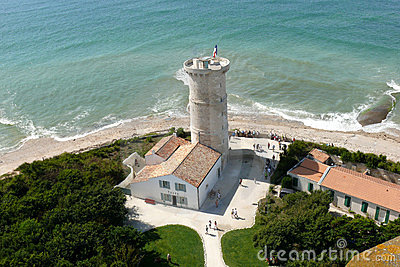Ile de Re lighthouse