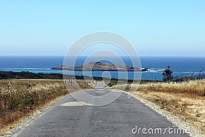 Ilha do Pessegueiro, Porto Covo, Portugal
