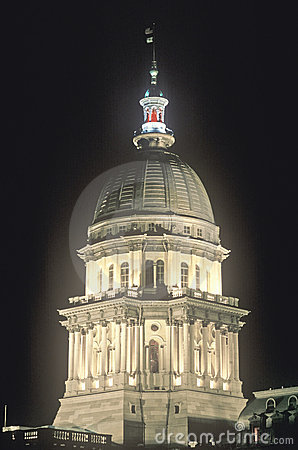Illinois stan Capitol