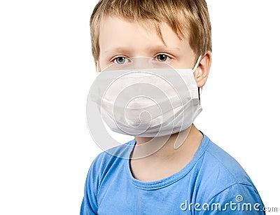 illness child boy in medicine healthcare surgical
