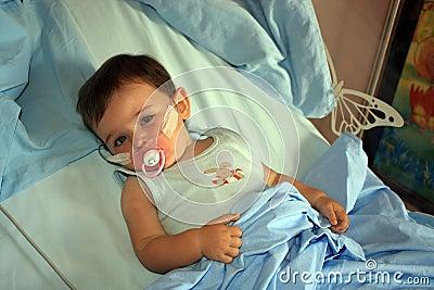 illness in a hospital