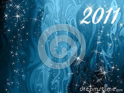 Illuminated background 2011