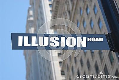 Illusion road