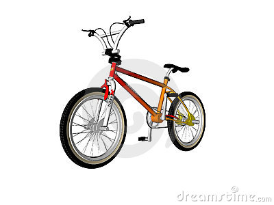 Illustrated Bicycle