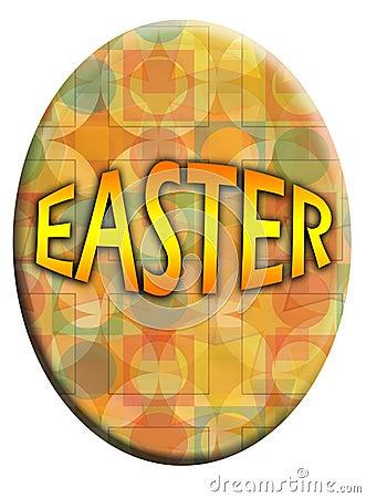 Illustrated Easter Eggs