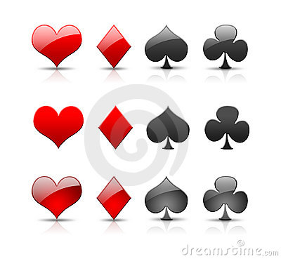 Illustration for Card Symbols