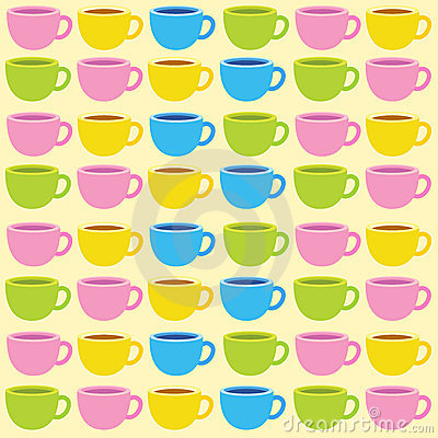 Illustration coffee cup