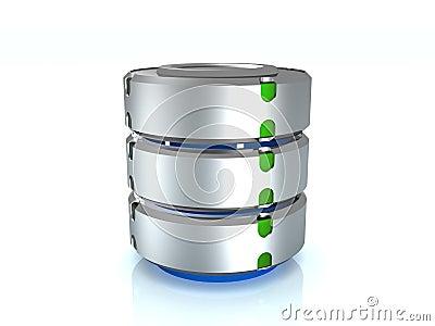 Illustration of the database