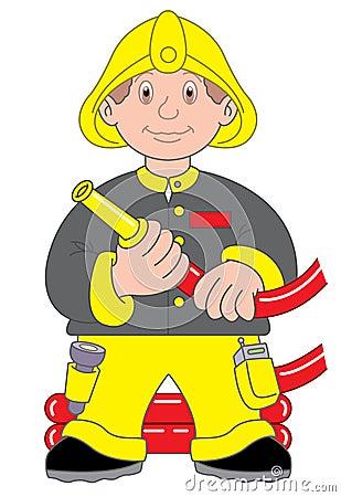 Sapeurs Pompiers Stock Illustrations, Vecteurs, & Clipart – (778 ...