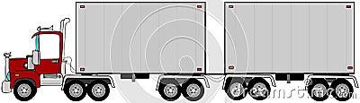 Double trailer