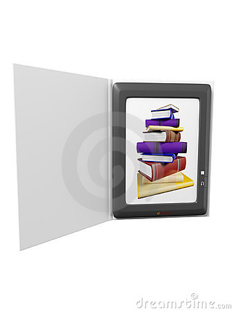 Illustration of ebook