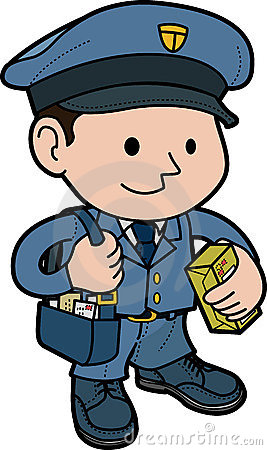Mailman Stock Illustrations – 1,425 Mailman Stock Illustrations ...