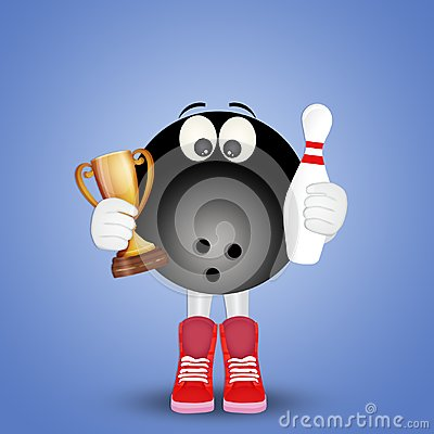 Free Illustration Of Bowling Ball Royalty Free Stock Images - 110442149