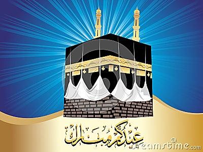 Illustration of religious background