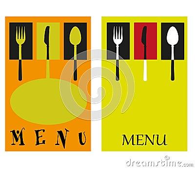 Illustration for restaurants