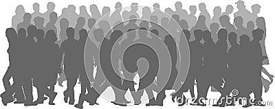 Illustrations of people