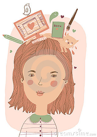 Illustrators portrait
