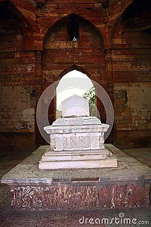 Iltumishs Tomb at Qutub Minar, Delhi