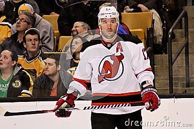 Ilya Kovalchuk New Jersey Devils Editorial Stock Image