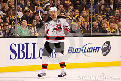 Ilya Kovalchuk New Jersey Devils Editorial Photography