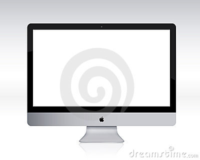 Imac Editorial Stock Image