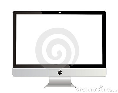 Imac apple Editorial Image