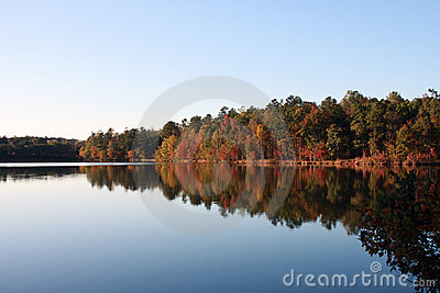 Image of Autumn Lake