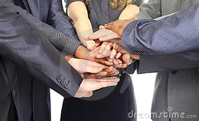 Image of business partners