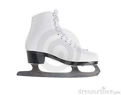 Image of figure skate