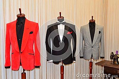 Wedding costumes