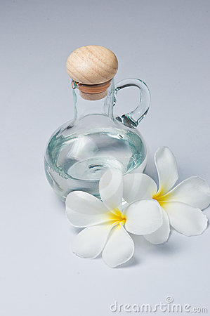 Free Image Of Essential Oil And Flowers Stock Photo - 21264220