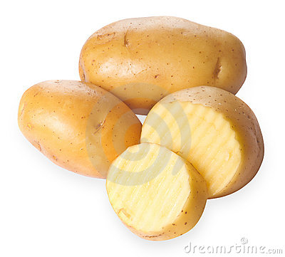 Free Image Of Nice Potatoes Stock Images - 21436504