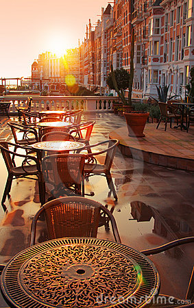 Free Image Of Street Cafe Stock Images - 19948044