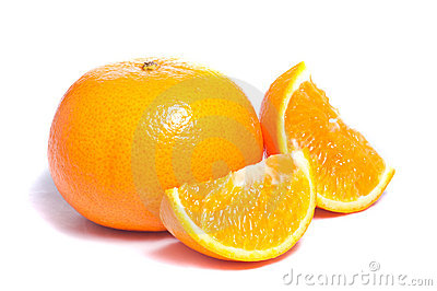 Image of orange fruits