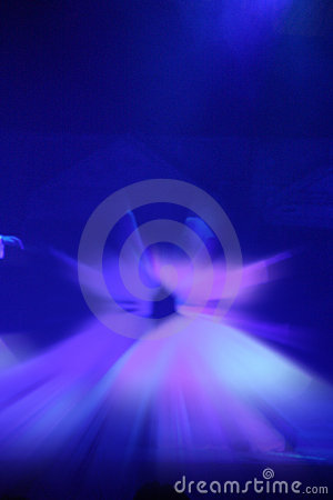Image of people dancing on stage