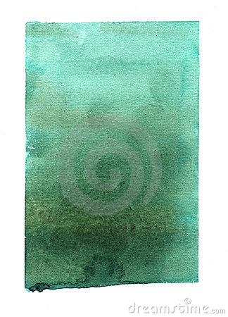 Image of rectangular watercolor background