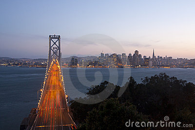 Image of San Francisco cityscape and skyline