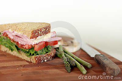 Image of sandwich