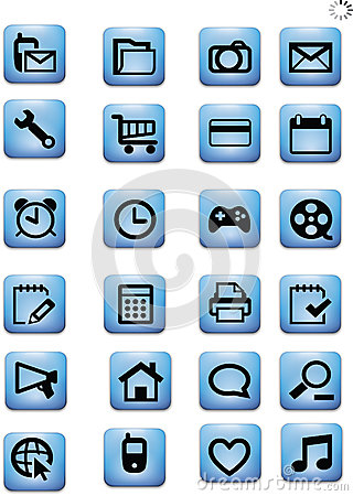 Image of a smart phone and tablet apps