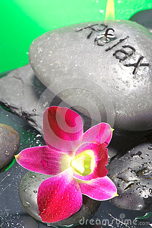 Image of spa therapy