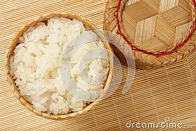 Image of sticky rice
